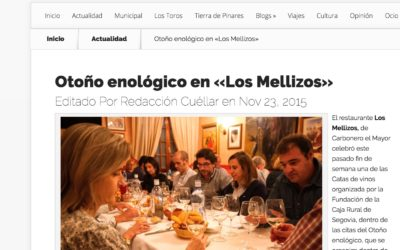 Wine Notes en Cuellar7.com